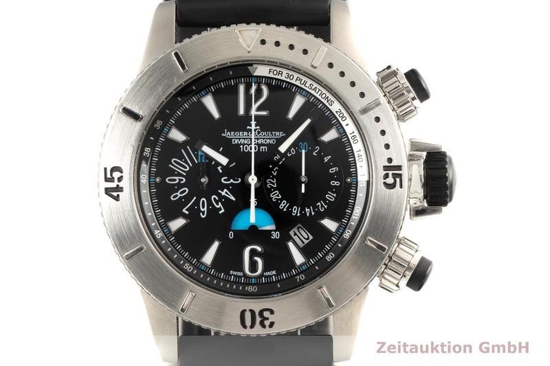 gebrauchte Luxusuhr Jaeger LeCoultre Master Compressor Chronograph Titan Automatik Kal. 751D Ref. 160.T.25  | 2006310 _0