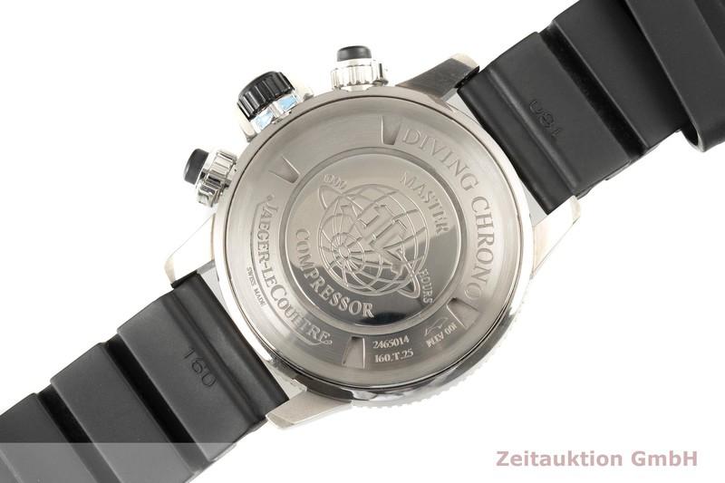 gebrauchte Luxusuhr Jaeger LeCoultre Master Compressor Chronograph Titan Automatik Kal. 751D Ref. 160.T.25  | 2006310 _1