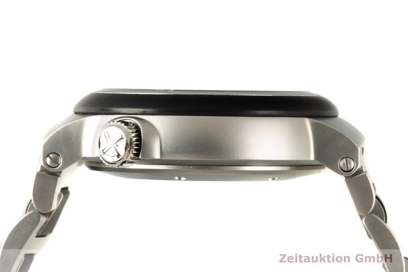 gebrauchte Luxusuhr Mühle Rescue Timer Stahl Automatik Ref. M1-41-03  | 2006326 _1