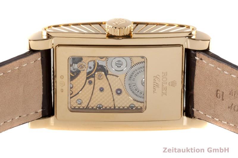 gebrauchte Luxusuhr Rolex Cellini 18k Gold Handaufzug Kal. 7040-1 Ref. 5440  | 2006336 _1