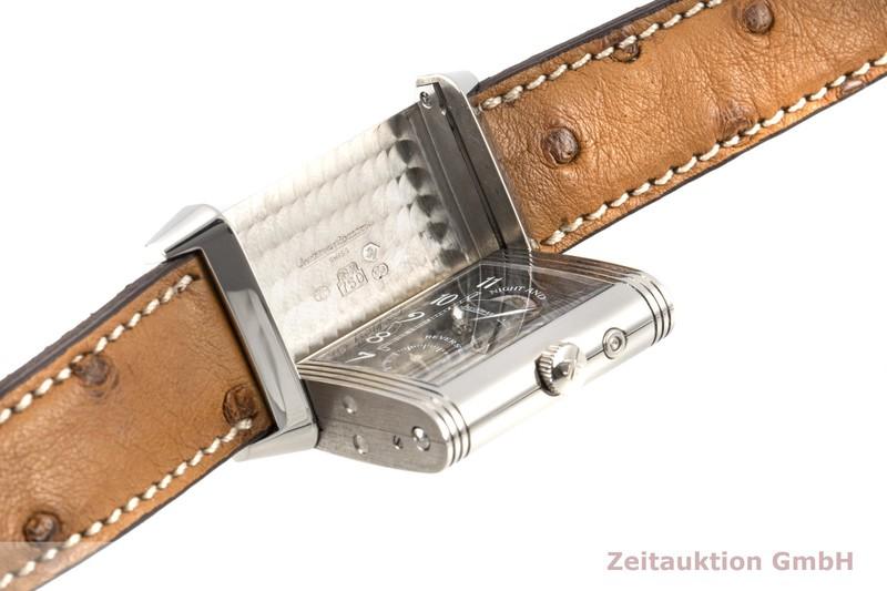 gebrauchte Luxusuhr Jaeger LeCoultre Reverso 18k Weissgold Handaufzug Ref. 270.3.54  | 2006337 _1