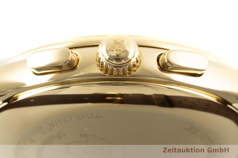 gebrauchte Luxusuhr Zenith El Primero Chronograph 18k Gold Automatik Kal. 400 Ref. 30.0220.400 LIMITED EDITION | 2006355 _1
