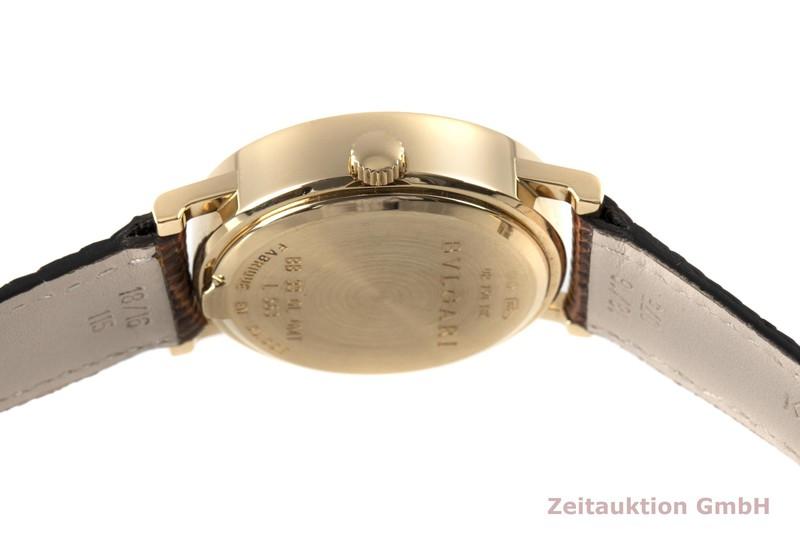 gebrauchte Luxusuhr Bvlgari Bvlgari 18k Gold Automatik Kal. 060 MBBG Ref. BB33GLGMT    2006378 _1