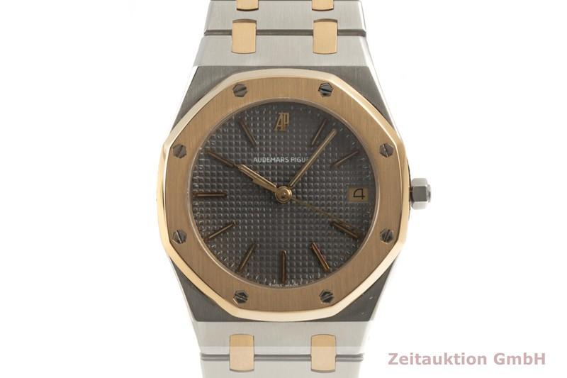 gebrauchte Luxusuhr Audemars Piguet Royal Oak Stahl / Gold Quarz Kal. 2506 Ref. 56023SA, C10414-1163  | 2006391 _0