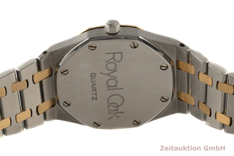 gebrauchte Luxusuhr Audemars Piguet Royal Oak Stahl / Gold Quarz Kal. 2506 Ref. 56023SA, C10414-1163  | 2006391 _1