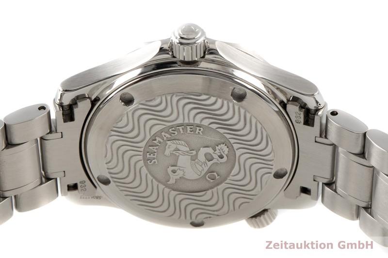 gebrauchte Luxusuhr Omega Seamaster Stahl Quarz Kal. 1538 Ref. 196.1641    2006407 _1