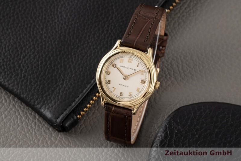 gebrauchte Luxusuhr Audemars Piguet Huitieme 18k Gold Automatik Kal. 2130  | 2006413 _0