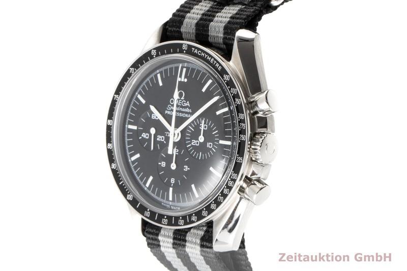 gebrauchte Luxusuhr Omega Speedmaster Chronograph Stahl Handaufzug Kal. 861 Ref. 145.0022, 345.0022  | 2006447 _0