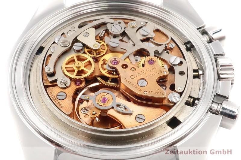 gebrauchte Luxusuhr Omega Speedmaster Chronograph Stahl Handaufzug Kal. 861 Ref. 145.0022, 345.0022  | 2006447 _1