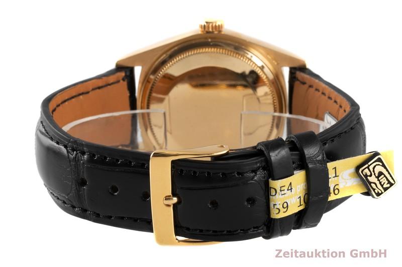 gebrauchte Luxusuhr Rolex Day-Date 18k Gold Automatik Kal. 3055 Ref. 18078  | 2006459 _1