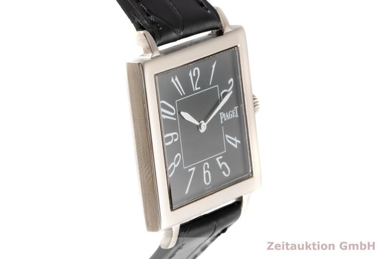 gebrauchte Luxusuhr Piaget Altiplano 18k Weissgold Quarz Kal. 690P Ref. 50930    2006460 _0