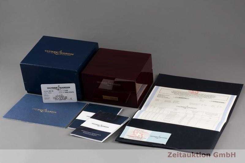 gebrauchte Luxusuhr Ulysse Nardin Diver Stahl Automatik Kal. UN026 Ref. 263-36 LIMITED EDITION | 2006472 _0