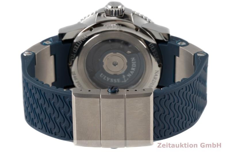 gebrauchte Luxusuhr Ulysse Nardin Diver Stahl Automatik Kal. UN026 Ref. 263-36 LIMITED EDITION | 2006472 _1