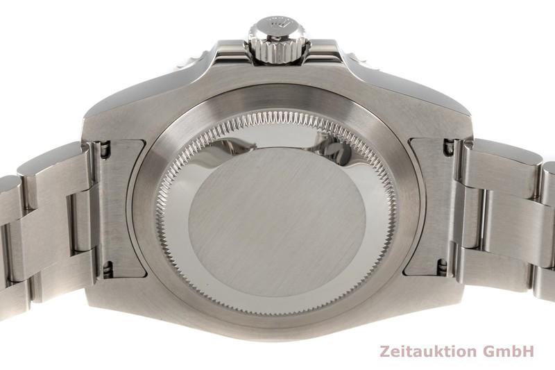 gebrauchte Luxusuhr Rolex Submariner Stahl Automatik Kal. 3130 Ref. 114060  | 2006480 _1