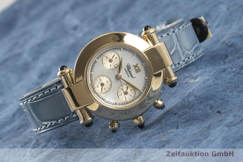 gebrauchte Luxusuhr Chopard Imperiale Chronograph 18k Gold Quarz Kal. 1137 Ref. 38/3157-23, 4143  | 2006486 _0