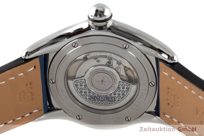 gebrauchte Luxusuhr Corum Bubble Stahl Automatik Ref. 82.150.20 LIMITED EDITION | 2006497 _1