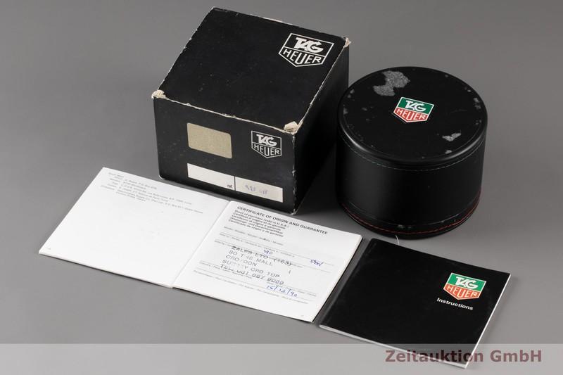 gebrauchte Luxusuhr Tag Heuer 1000 Stahl Quarz Ref. 980.013D  | 2006500 _0