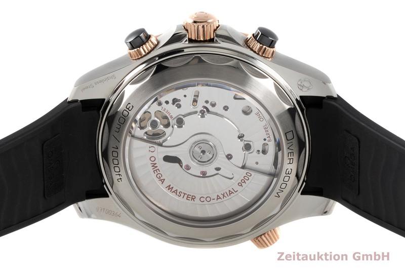 gebrauchte Luxusuhr Omega Seamaster Chronograph Stahl / Gold Automatik Kal. 9900 Ref. 210.22.44.51.01.001  | 2006503 _1
