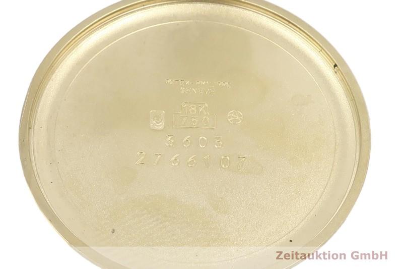 gebrauchte Luxusuhr Patek Philippe Ellipse 18k Gold Automatik Kal. 28-255C Ref. 3605/1    2006513 _1