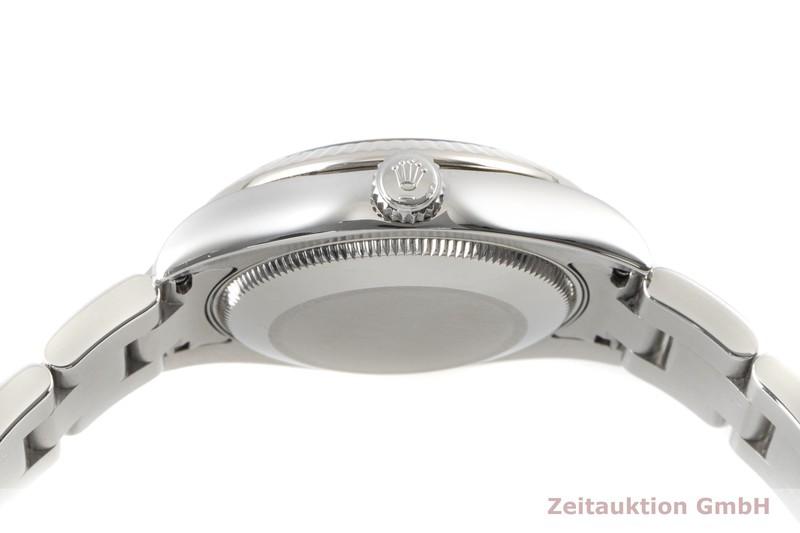 gebrauchte Luxusuhr Rolex Oyster Perpetual Stahl / Weissgold Automatik Kal. 2231 Ref. 177234    2006526 _1