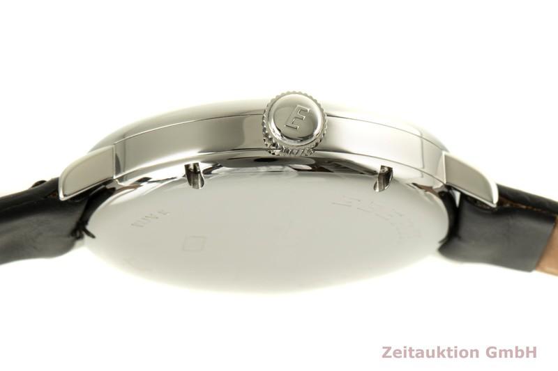 gebrauchte Luxusuhr Eberhard & Co 8 Jours Stahl Handaufzug Kal. 896-1 Ref. 21017    2006538 _1
