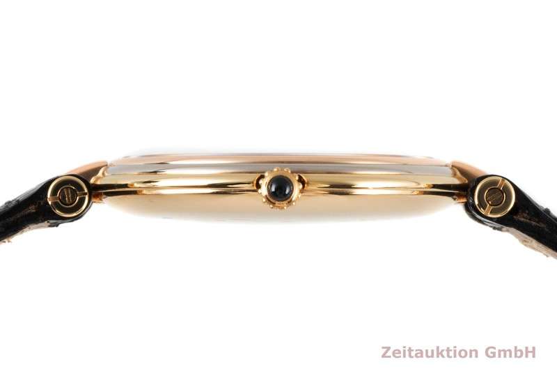 gebrauchte Luxusuhr Cartier Vendome 18k Gold Quarz Kal. 81 Ref. 881003  | 2006544 _1