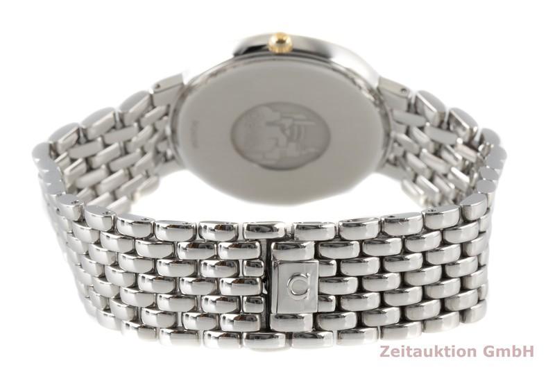 gebrauchte Luxusuhr Omega De Ville Stahl vergoldet Quarz Kal. 1432 Ref. 396.2432  | 2006574 _1