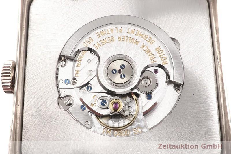 gebrauchte Luxusuhr Franck Muller Master Square 18k Weissgold Automatik Kal. FM 0800SC Ref. 6000KSCDT  | 2006602 _1