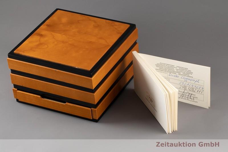 gebrauchte Luxusuhr Glashütte Senator Chronograph Stahl Automatik Kal. GUB 39 Ref. 39-31-34-42-04  | 2006605 _0
