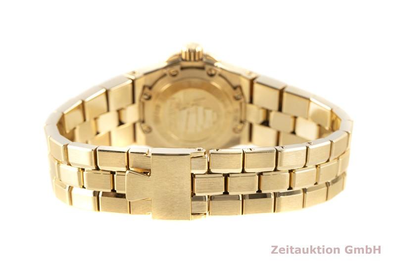 gebrauchte Luxusuhr Vacheron & Constantin Overseas 18k Gold Automatik Kal. 1056 Ref. 12050-16050    2006610 _1