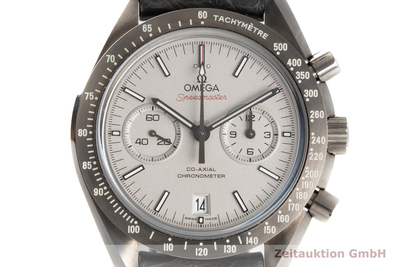 gebrauchte Luxusuhr Omega Speedmaster Moonwatch Chronograph Keramik Automatik Kal. 9300 Ref. 311.93.44.51.99.001  | 2006613 _0