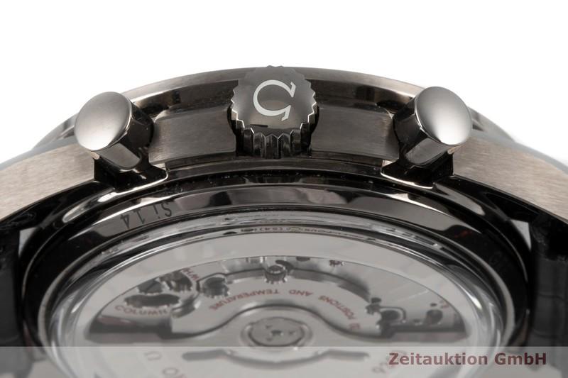gebrauchte Luxusuhr Omega Speedmaster Moonwatch Chronograph Keramik Automatik Kal. 9300 Ref. 311.93.44.51.99.001  | 2006613 _1