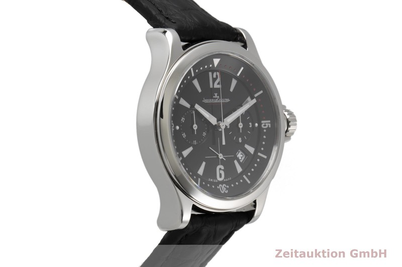 gebrauchte Luxusuhr Jaeger LeCoultre Master Compressor Chronograph Stahl Quarz Kal. 630/1 Ref. 148.8.31  | 2006625 _0