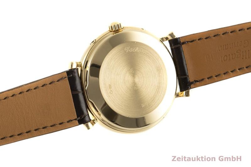 gebrauchte Luxusuhr Vacheron & Constantin Geneve 18k Gold Automatik Kal. 1126 Ref. 47051    2006626 _1