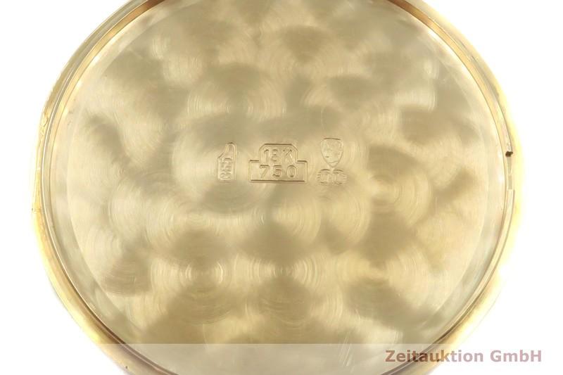gebrauchte Luxusuhr Blancpain Villeret 18k Gold Handaufzug Kal. 64-1 Ref. 7001-3318-55 LIMITED EDITION   2006629 _1