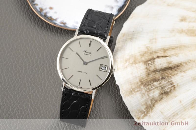 gebrauchte Luxusuhr Chopard Geneve 18k Weissgold Automatik Kal. 2-67 Ref. 1039    2006631 _0