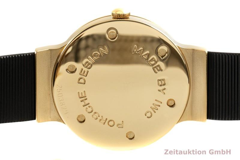 gebrauchte Luxusuhr IWC Porsche Design 18k Gold Quarz Kal. 2250 Ref. 3320  | 2006636 _1