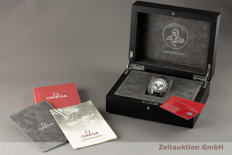 gebrauchte Luxusuhr Omega Speedmaster Chronograph Stahl Handaufzug Kal. 1861 Ref. 311.33.40.30.02.001, STZ005.073 LIMITED EDITION | 2006640 _0