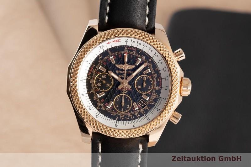 gebrauchte Luxusuhr Breitling Bentley Chronograph 18k Rotgold Automatik Kal. B06 Ref. RB0612  | 2006657 _0