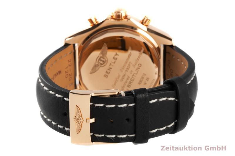 gebrauchte Luxusuhr Breitling Bentley Chronograph 18k Rotgold Automatik Kal. B06 Ref. RB0612  | 2006657 _1