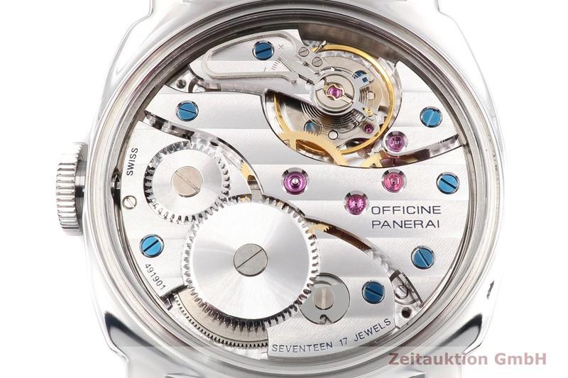 gebrauchte Luxusuhr Panerai Luminor Marina Stahl Handaufzug Ref. PAM111  | 2006662 _1