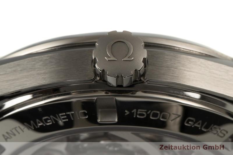 gebrauchte Luxusuhr Omega Seamaster Stahl Automatik Kal. 8507 Ref. 231.10.42.21.03.004 LIMITED EDITION   2006677 _1