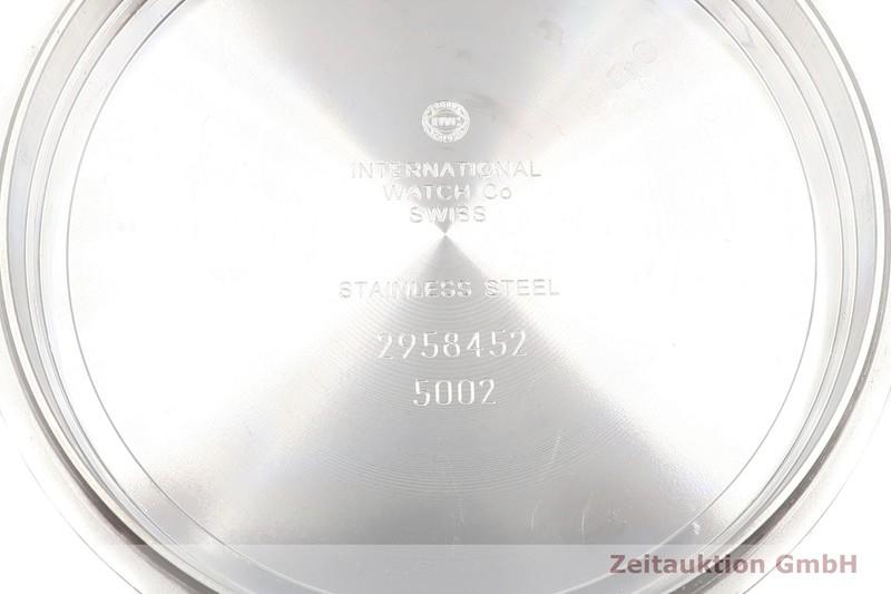 gebrauchte Luxusuhr IWC Pilot Stahl Automatik Kal. 50110 Ref. IW500201    2006692 _1