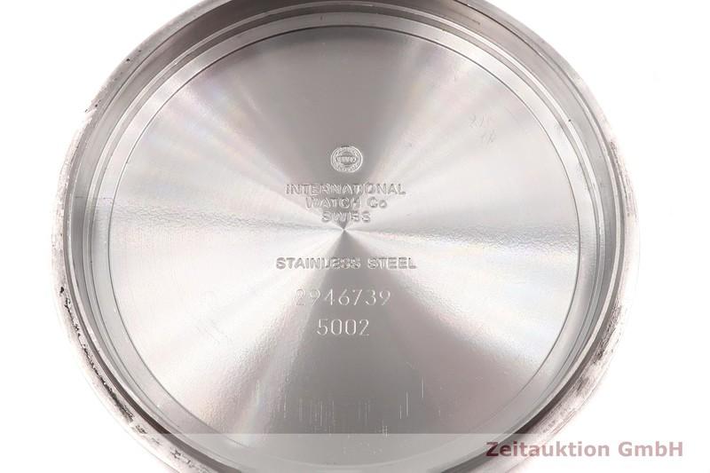 gebrauchte Luxusuhr IWC Pilot Stahl Automatik Kal. C.5011 Ref. IW500201    2006693 _1