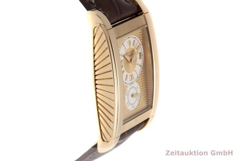 gebrauchte Luxusuhr Rolex Cellini 18k Gold Handaufzug Kal. 7040-1 Ref. 5440  | 2006697 _0