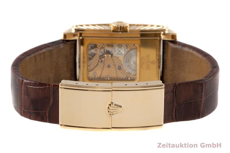 gebrauchte Luxusuhr Rolex Cellini 18k Gold Handaufzug Kal. 7040-1 Ref. 5440  | 2006697 _1
