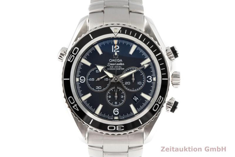 gebrauchte Luxusuhr Omega Seamaster Chronograph Stahl Automatik Kal. 3313 Ref. 2210.50.00, 178.1650  | 2006698 _0