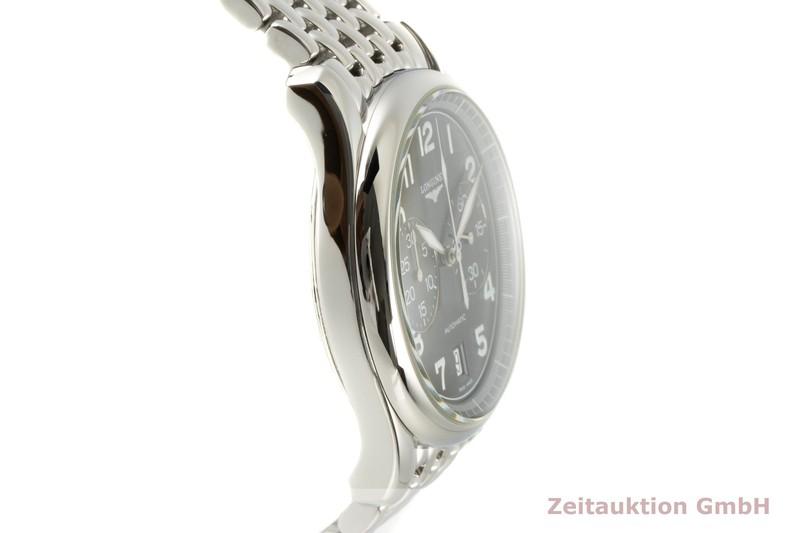 gebrauchte Luxusuhr Longines Avigation Chronograph Stahl Automatik Kal. L651.3 Ref. L2.620.4  | 2006699 _0