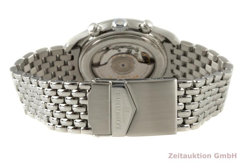 gebrauchte Luxusuhr Longines Avigation Chronograph Stahl Automatik Kal. L651.3 Ref. L2.620.4  | 2006699 _1