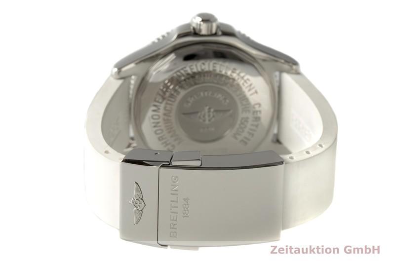 gebrauchte Luxusuhr Breitling Superocean Stahl Automatik Kal. B17 Ref. A17364 LIMITED EDITION | 2006710 _1